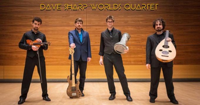 Dave Sharp Worlds Quartet