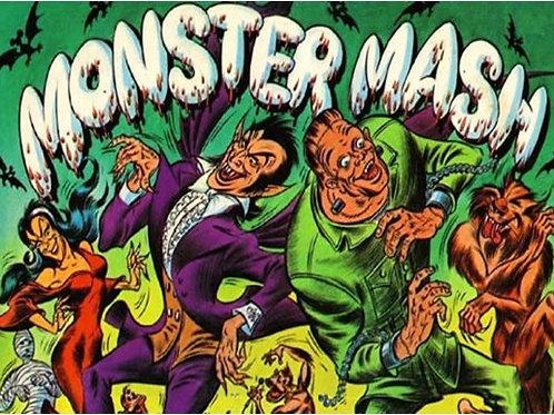 Monster Mash - Saturday, October 30 @ 4pm