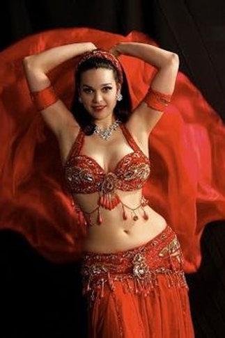 Egyptian Belly dance - Tues. November 2 @ 11 am - Oshawa