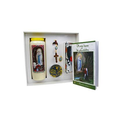 Coffret des Saints - Notre Dame de Lourdes