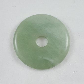 Pi chinois en pierre de Jade - 30 mm