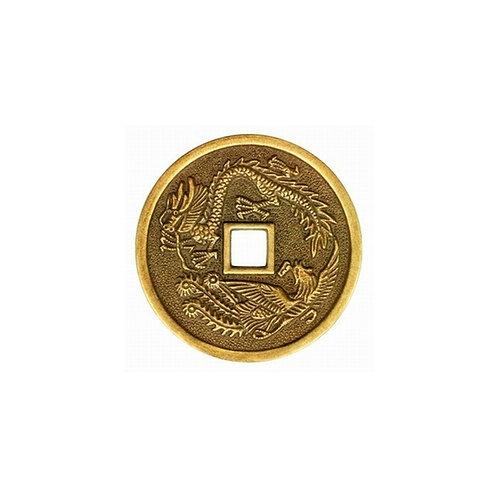 Cadeau Pièce chinoise - réplique ancienne