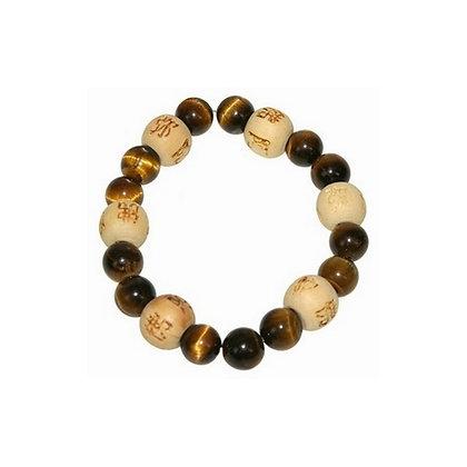 Bracelet Perles de karma Kids - Oeil de Tigre