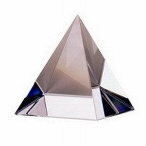 Cristal triangulaire - Cristal clair