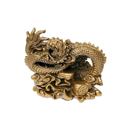 Dragon Fortune doré