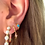 Thumbnail: Statement Pearl Beaded Hoops