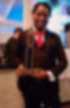 Ontem a noite recebi o Prêmio Destaques