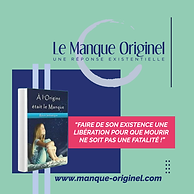 """Tobie De Bellay, auteur du livre : """"À l'origine était le manque"""", la version audio"""
