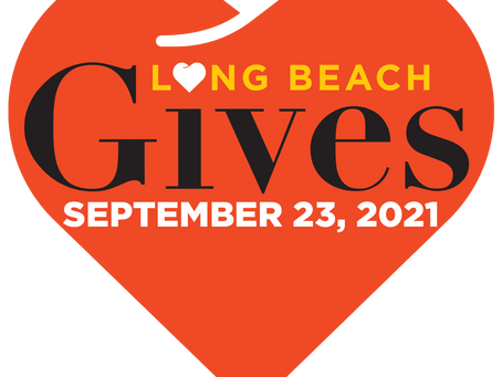 Today's the Big Day! Long Beach Gives!