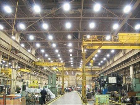 Luminária Industrial Led Modular IP66 High Bay