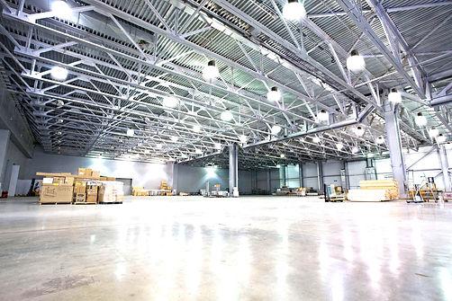Luminária Led para Indústria - Iluminação Led Industrial Interna
