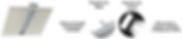 Luminária Led para Embutir em Forro Modular, Alumínio Extrusado, 32w, 50w, 64w, 80w, 100w e 128w