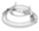 luminaria circular embutir, HQI, luminaria circular em aluminio repuxado, refletor metalizado, vapor metalico palito, 70w, 150w, rx7s