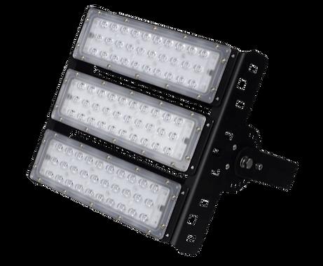 Refletor Modular Led 150w 16.500 Lúmens Industrial