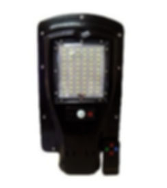 Luminária Pétala de Rua Led Solar 30w