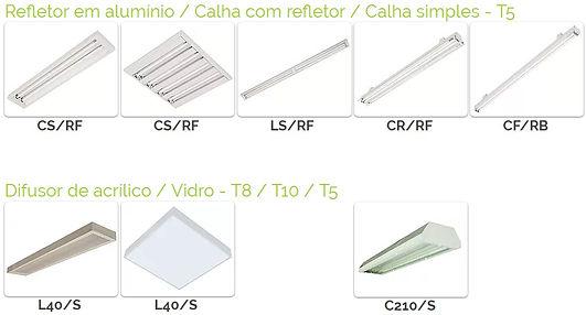 Industria de Fluorescente Sobrepor em São Paulo SP - Ames Iluminação 2