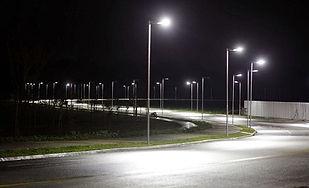Poste para Iluminação Pública