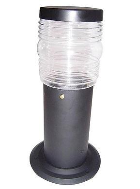 balizador timoneiro, poste balizador, timoneiro, poste, luminária decorativa, fabricante de poste, fabricante de luminárias
