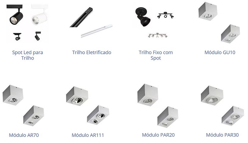 Fabricante e Distribuidor de Spot Extern