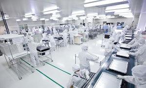 Luminária Sala Limpa- Imagem 5 - Laboratório de Manipulação