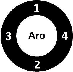 Embutido de Solo PAR 20 e AR 70 com Grade - Sequência de aperto parafusos.