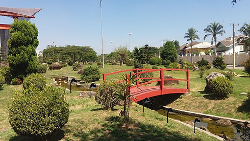 Espeto Cogumelo para Jardim Lâmpada G9
