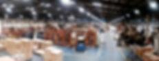 Luminária Industrial Led com Módulo IP40 e IP66 - 50w, 64w, 75w, 100w, 128w, 150w, 192w, 225w, 256w e 320w