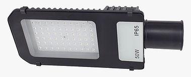 Luminária Pétala Pública Led SMD 50w