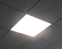 Luminária Painel Led Quadrado de Embutir 60x60 - Imagem 1 - 40w, 45w e 60w