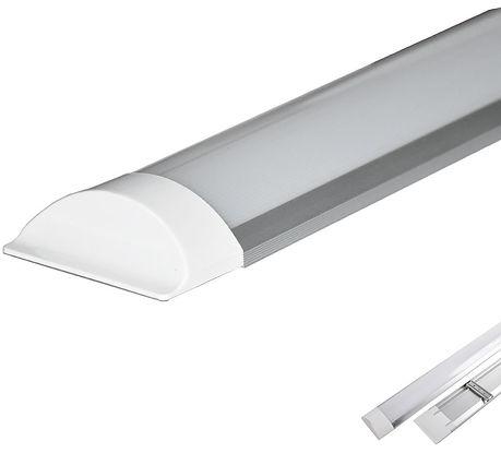 Luminária Led Linear Sobrepor com 2400mm HO