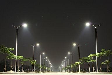 Luminária Pétala Led para Iluminação Pública - Imagem 7 - Ames