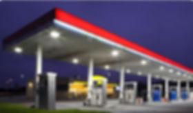 Luminária Para Posto de Combustível 50w, 100w e 150w