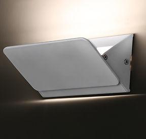 Arandela Led Decorativa com Luz Indireta 3W - Moderna - Ames Iluminação - Imagem 2