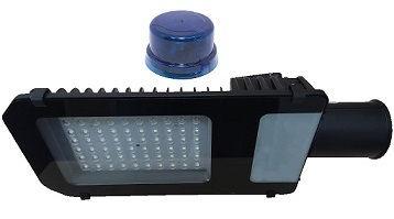Luminária Pétala Pública Led SMD, sensor fotocélula, sensor fotoelétrico, 50w, 100w, 150w, 200w