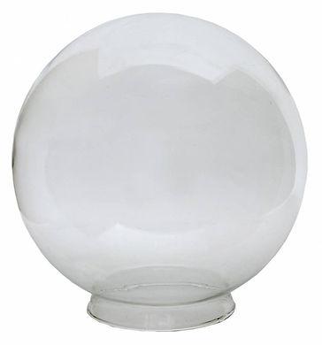 Globo de Vidro Transparente com Colarinho, 10x15, 10x20, 15x28 e 15x35