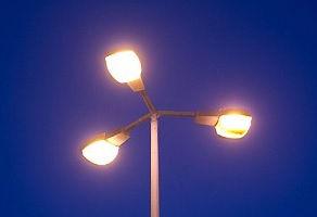 Suporte para Fixação de Luminária Pública - Núcleo para topo de poste - foto 2
