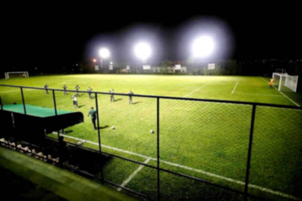 Iluminação para Campo de Futebol