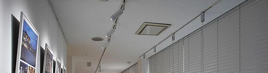 Spot com Adaptador para Trilho Eletrificado - Foto 1 - Ames Iluminação