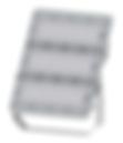 Refletor Led Profissional IP66 de Alto Fluxo Luminoso