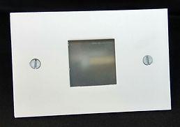Balizador de Parede para Caixa 4x2 - Com lâmpada halopin Led 3w ou 5w