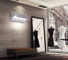 Arandela Led Decorativa com Luz Indireta 3W - Moderna - Ames Iluminação - Imagem 3