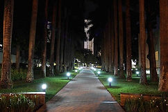 Fabricante de Balizador para Jardim - Ames Iluminação - Foto paisagem 5