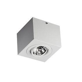 Módulo de sobrepor para lâmpada AR70 ou led GU10