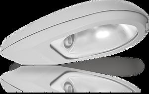 Luminária Pública em Alumínio Injetado - Imagem 1 - Luminária Pétala Vapor Metálico 150w 250w e 400w