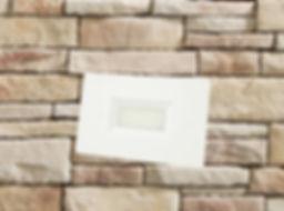 Luminária Led 3w Balizadora para Caixa 4x2