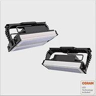 Luminária Led Industrial modelo Projetor com Ângulo Ajustável