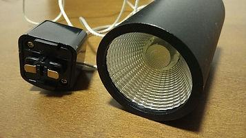 Pendente Decorativo Led 5w para Trilho Eletrificado - Ames Iluminação - Foto 1