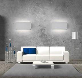 Arandela Led Decorativa com Luz Indireta 3W - Moderna - Ames Iluminação - Imagem 4