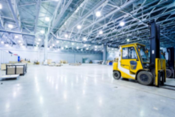 Lâmpada Led para Indústria e Galpões