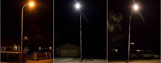 Fabricante de Poste Telecônico Curvo - Curvo Simples com Luminária